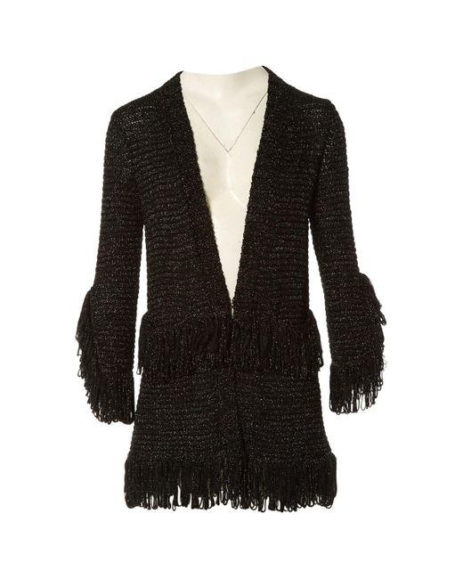 Missoni Black Wool