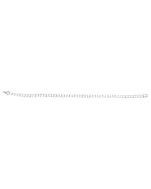 BVLGARI - Metallic Pre-owned White Gold Bracelet - Lyst
