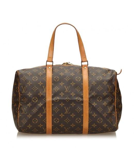Pre-owned - Cloth shoulder bag Louis Vuitton xp3RvMt