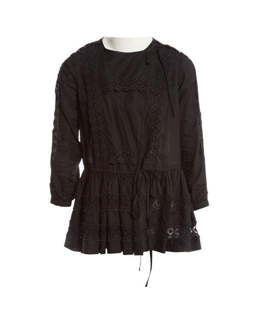 Givenchy Blusa de mujer de color negro yOIJA