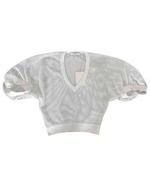 Givenchy Camiseta de mujer de color blanco