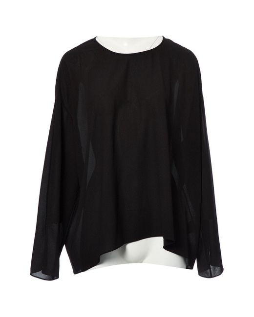 Acne Black Polyester