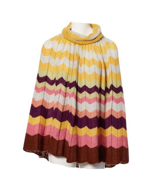Missoni Multicolor Multicolour Wool
