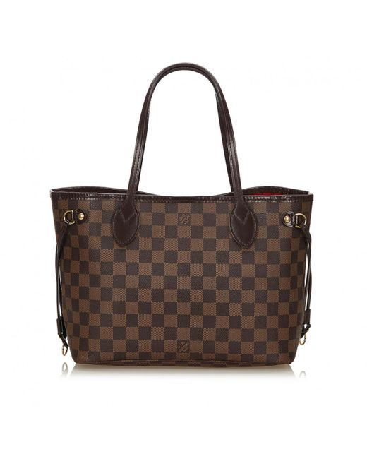 Pre-owned - Neverfull cloth tote Louis Vuitton a8f8fnHgUe