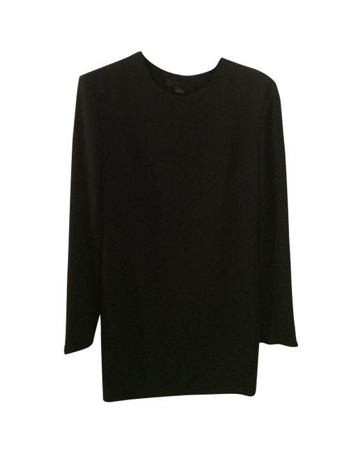 Alexander Wang Mini vestido de mujer de color negro