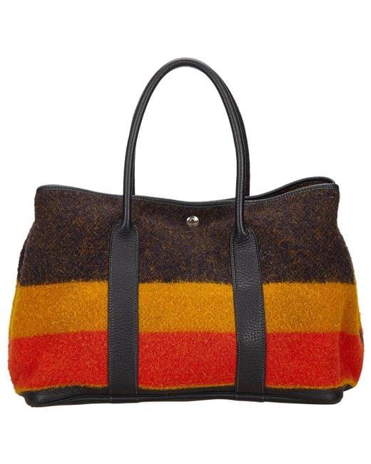 Hermès Pre-owned - Leather tote DSDu1d