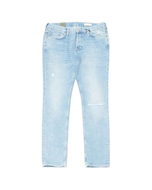 AllSaints Blue Cotton for men