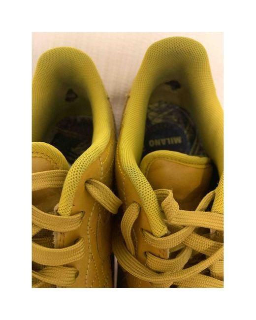 Nike Sneakers Air Force 1 in Pelle da donna