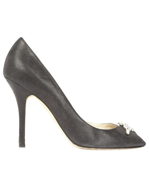 Dior - Black Pre-owned Pumps - Lyst