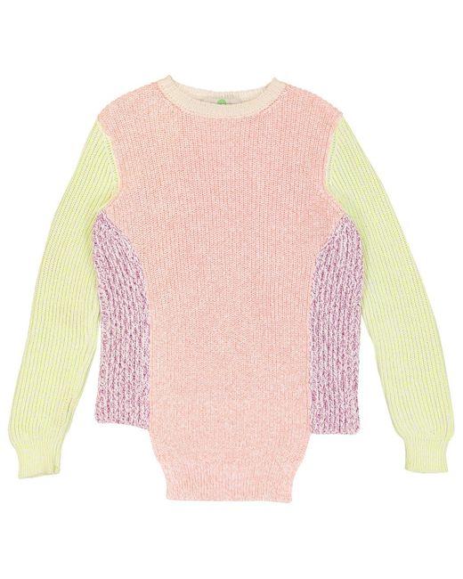 Stella McCartney Pink Multicolour Cotton