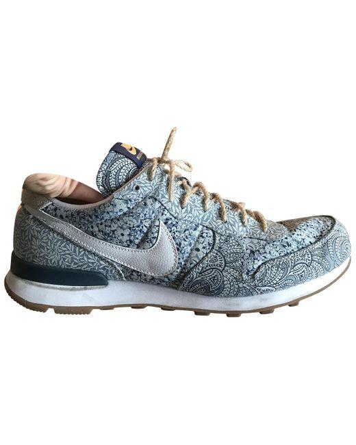 Nike Deportivas Internationalist de Lona de mujer