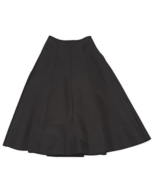 Michael Kors Black Wool