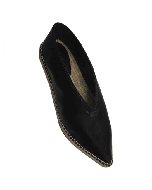 Pre-owned - Leather flats Celine unhihG
