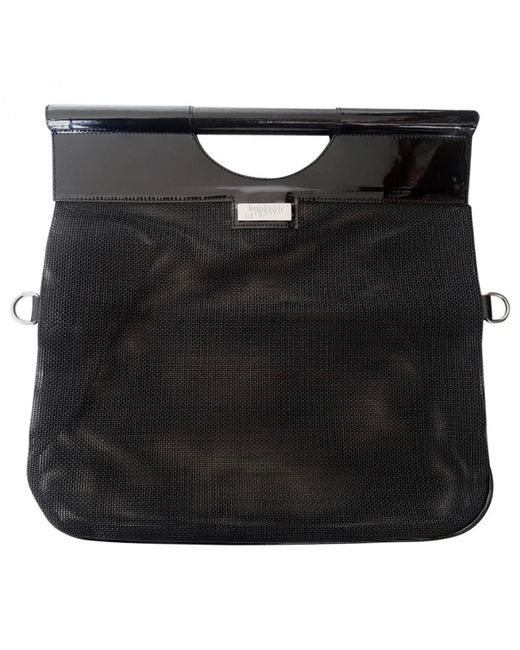Pre-owned - Patent leather handbag Issey Miyake UC0H3I