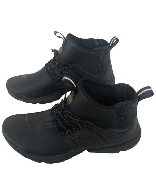 Nike Deportivas Air Presto de hombre de color negro