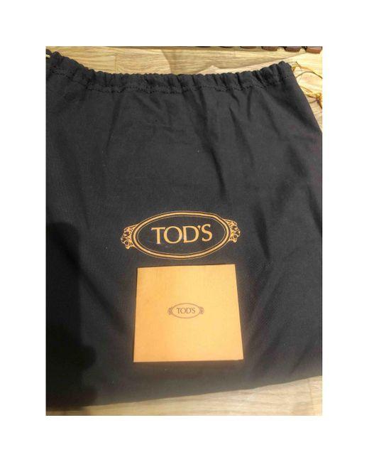 Tod's Multicolor Seide Handtaschen