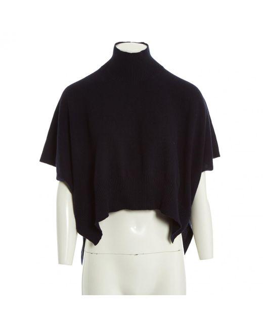 Louis Vuitton Black Kaschmir pullover