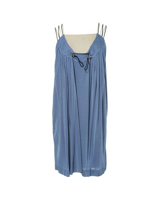 Barbara Bui Blue Other Viscose Dress
