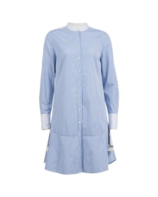 Tory Burch - Blue Pre-owned Mid-length Dress - Lyst
