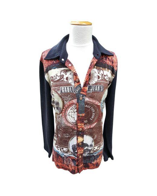 Jean Paul Gaultier Camisa de mujer JlkiT