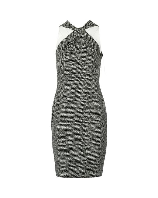 Michael Kors Gray Multicolour Viscose Dress