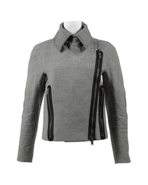 Stella McCartney Black Wool Jacket