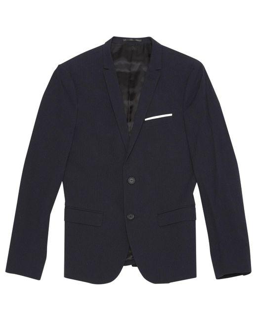 The Kooples Blue Navy Cotton for men