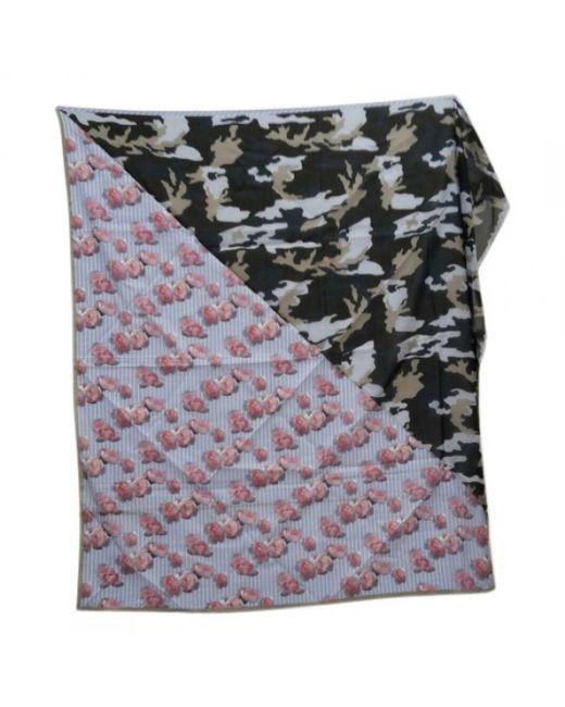 Givenchy - Multicolor Multicolour Cotton Scarf - Lyst