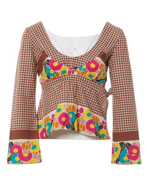 Marni Multicolor Multicolour Cotton