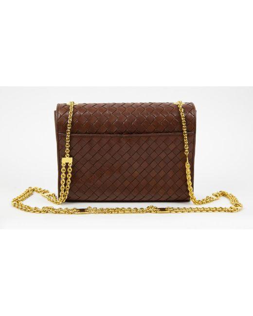 Bottega Veneta Pre-owned - Leather clutch bag JVRWdb
