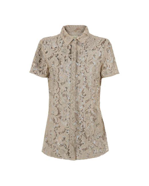 Burberry Camiseta de mujer de color neutro p4Rvv