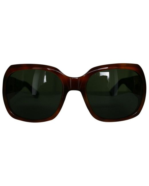 Linda Farrow Multicolor Plastic Sunglasses