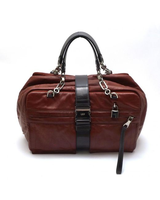 Loewe Multicolor Leder Handtaschen