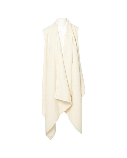 Isabel Marant - Natural Pre-owned Wool Jacket - Lyst