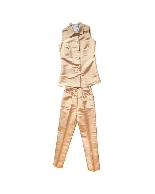 Marni Natural Silk Jacket