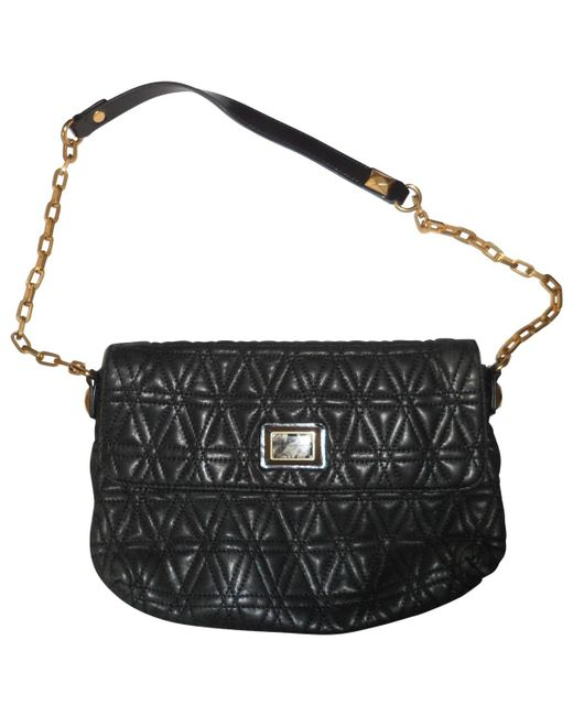 Marc By Marc Jacobs - Black Leather Handbag - Lyst
