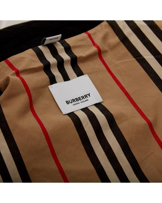Burberry Mäntel in Black für Herren