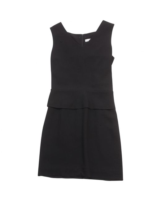 Chloé | Black Pre-owned Dress | Lyst