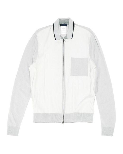 Lanvin Gray Grey Cashmere
