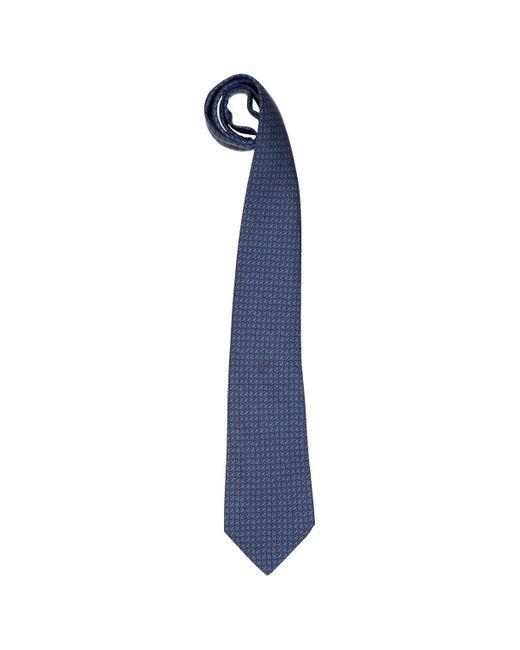 Hermès Blue Silk Ties for men