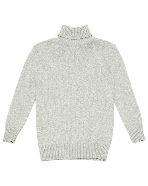 Michael Kors Gray Grey Wool