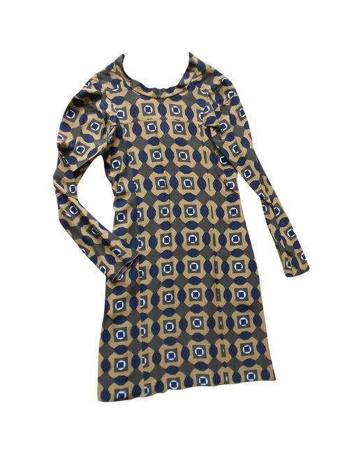 Marni Black Viscose Dress