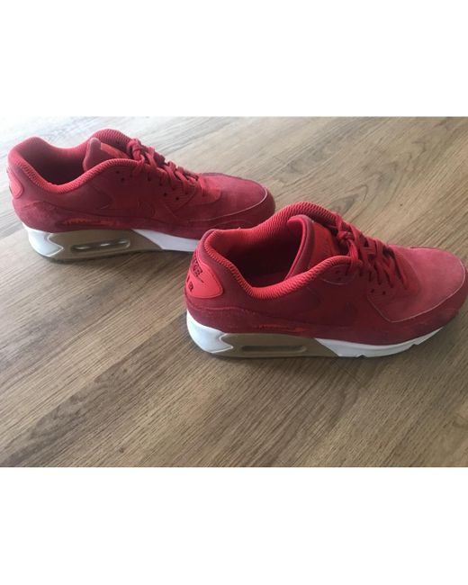 nike air max scamosciate