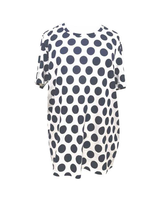 Burberry Camiseta de mujer de color blanco xuedk