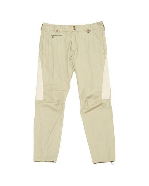 Dries Van Noten Natural Beige Cotton for men