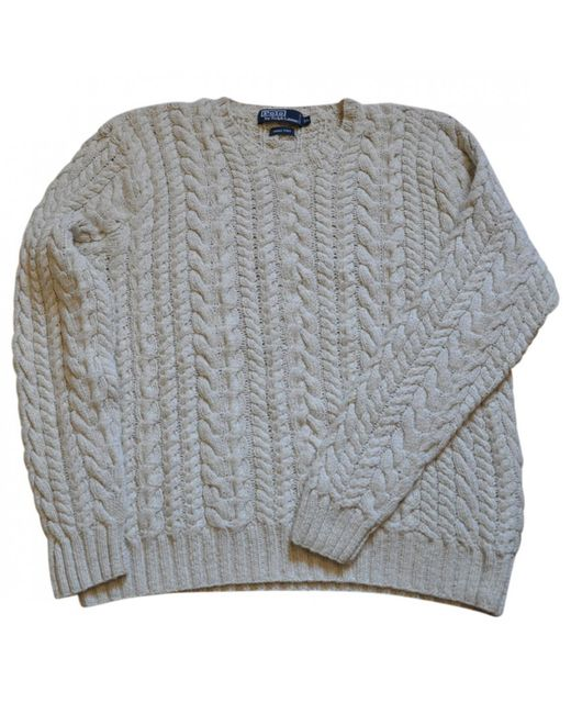 Polo Ralph Lauren - White Cotton Knitwear & Sweatshirt for Men - Lyst