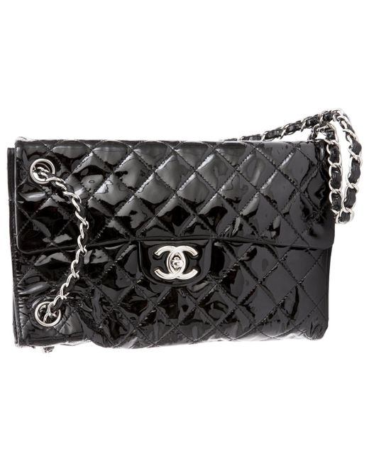 Chanel Pre-owned - Patent leather handbag x6VnA