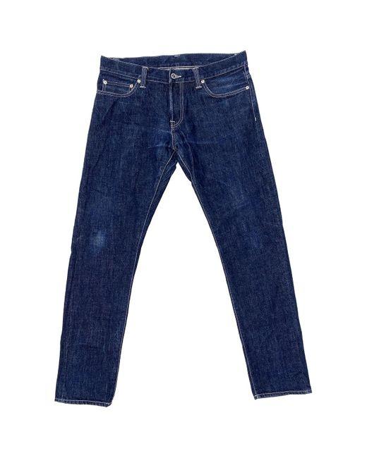 A.P.C. Jeans en Coton Bleu homme