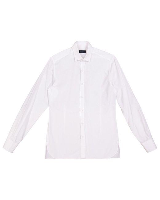 Lanvin White Cotton for men