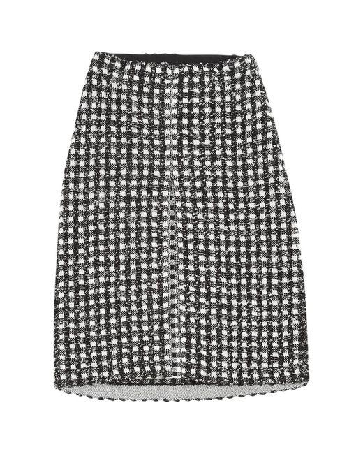Sonia Rykiel Black Cotton Skirt